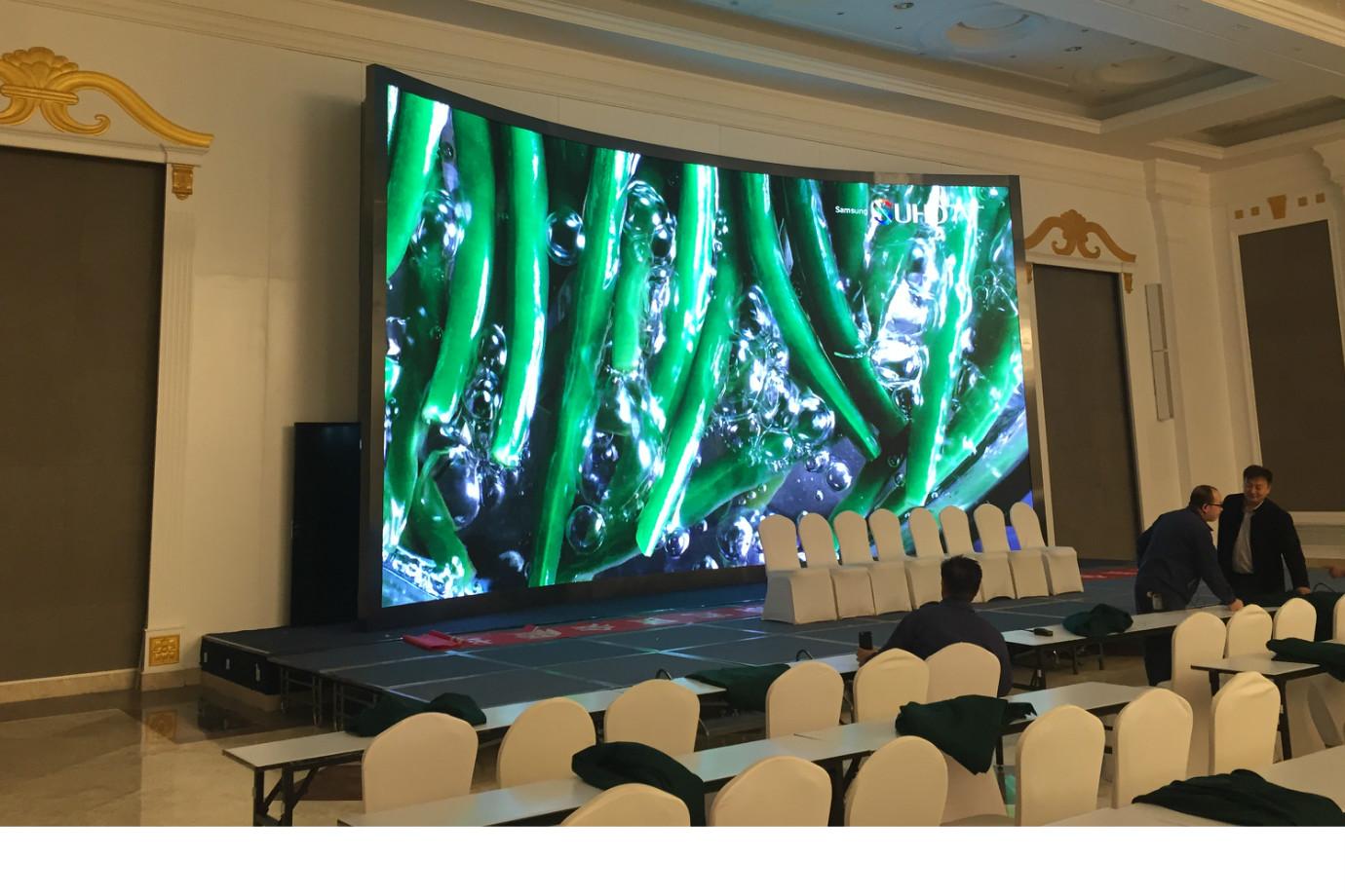 Hotel LED Display Screen P3