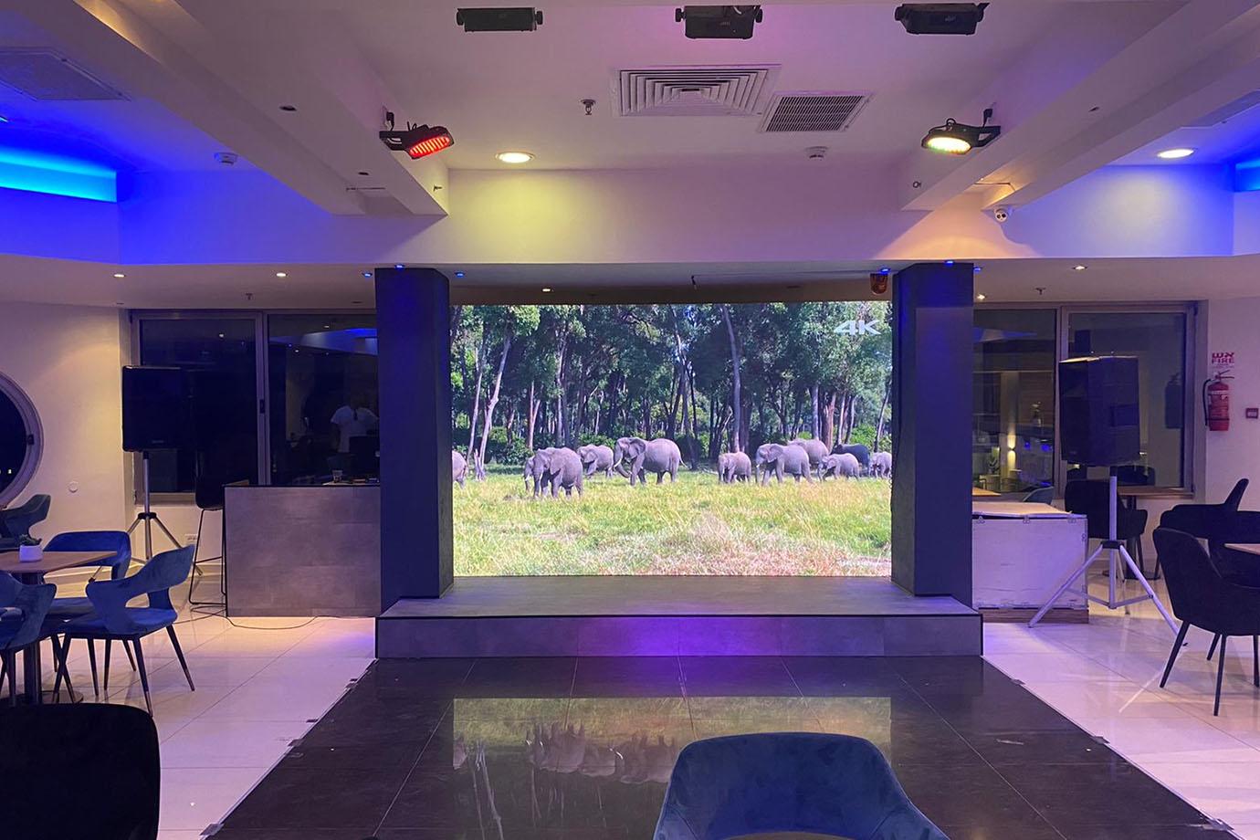 P2 LED Indoor Display in Israel
