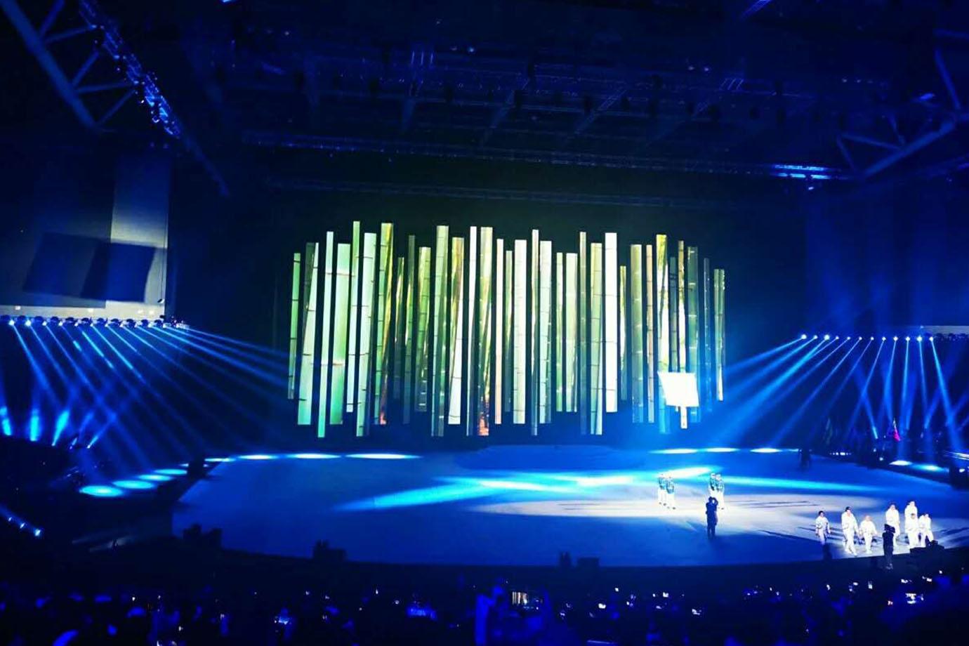 Indoor LED Screen Panel P3 Rentals