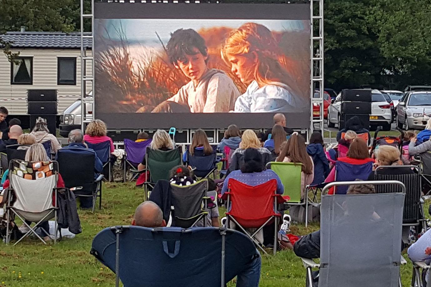P4.81 Outdoor LED Display Screen In UK