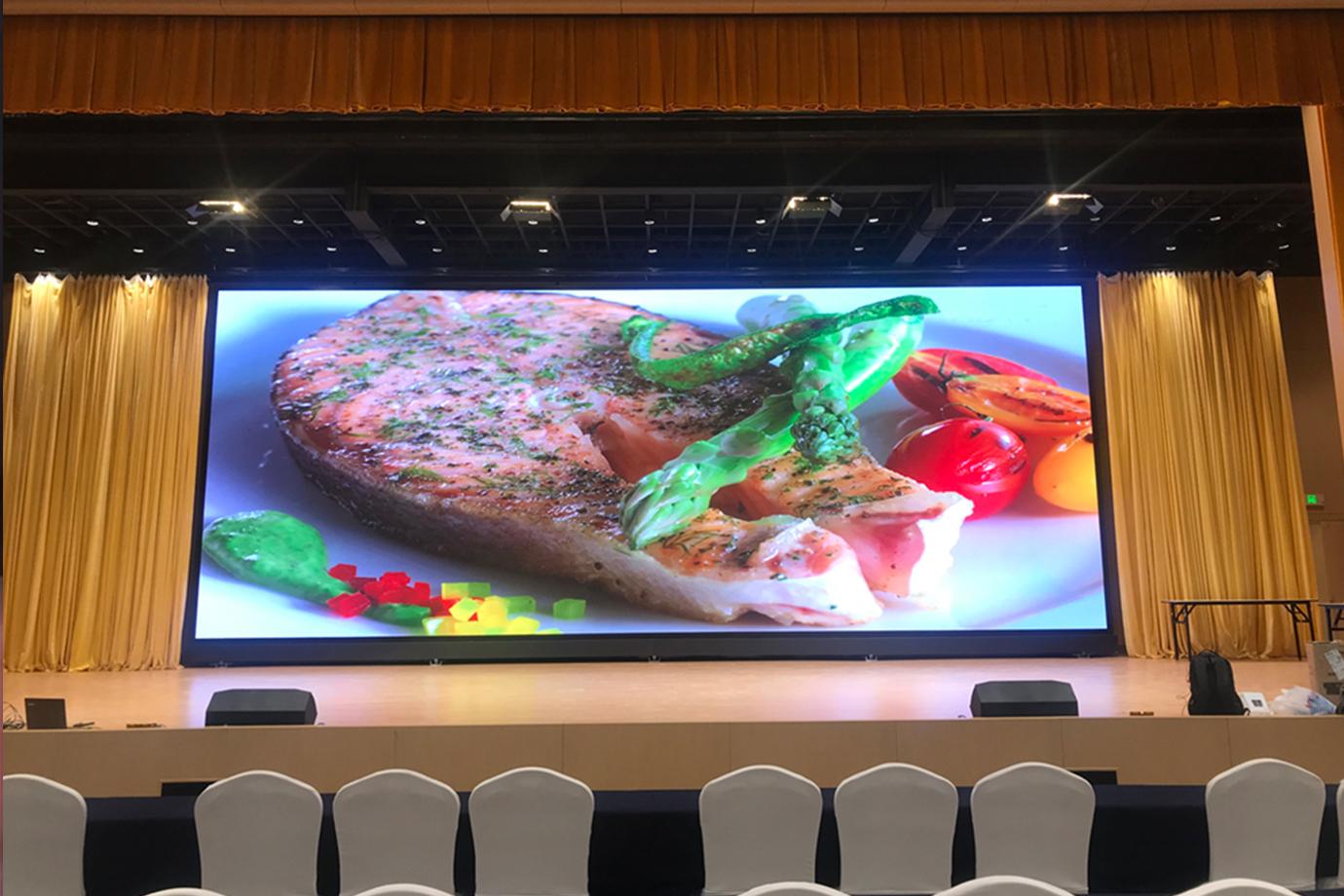LED Screen Panel P2
