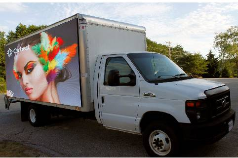 Mobile Truck LED Display US