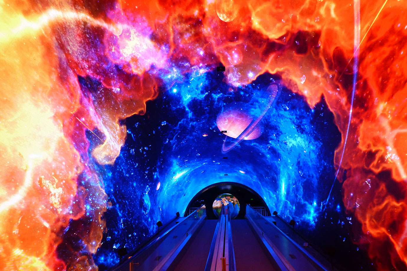 Immersive Experience LED Display