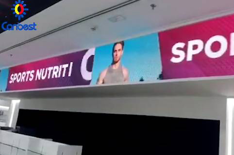 Flexible LED Screen in UAE