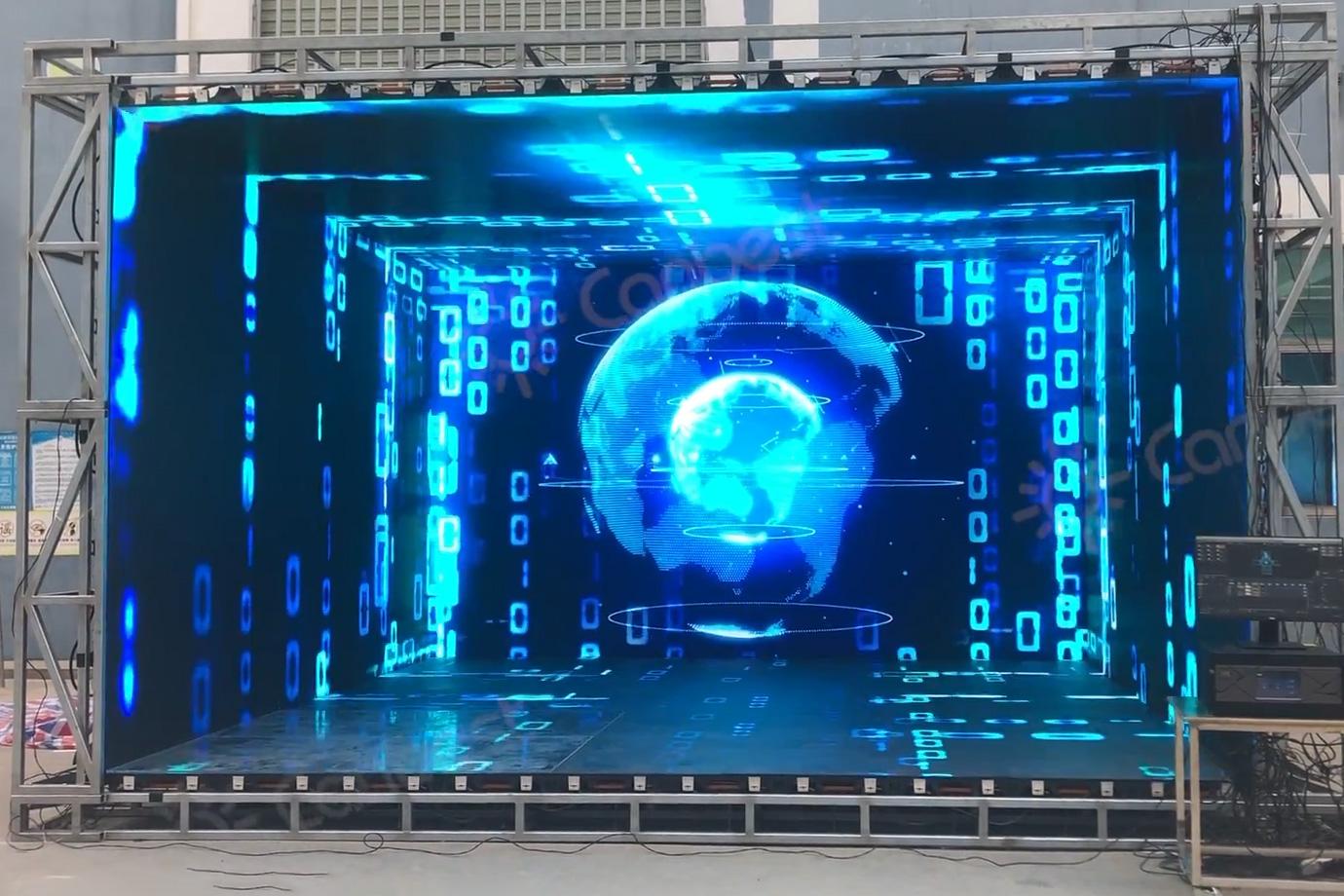 Virtual Production LED Display